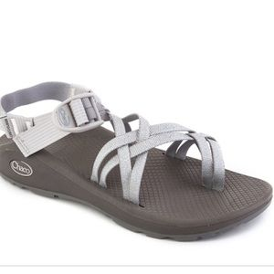 COMING SOON!  Silver Chaco Sandals